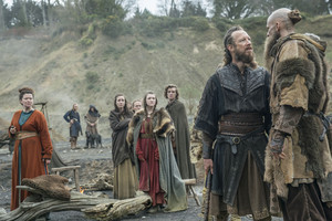 "Vikings ""The lost Moment"" (5x14) promotional picture"