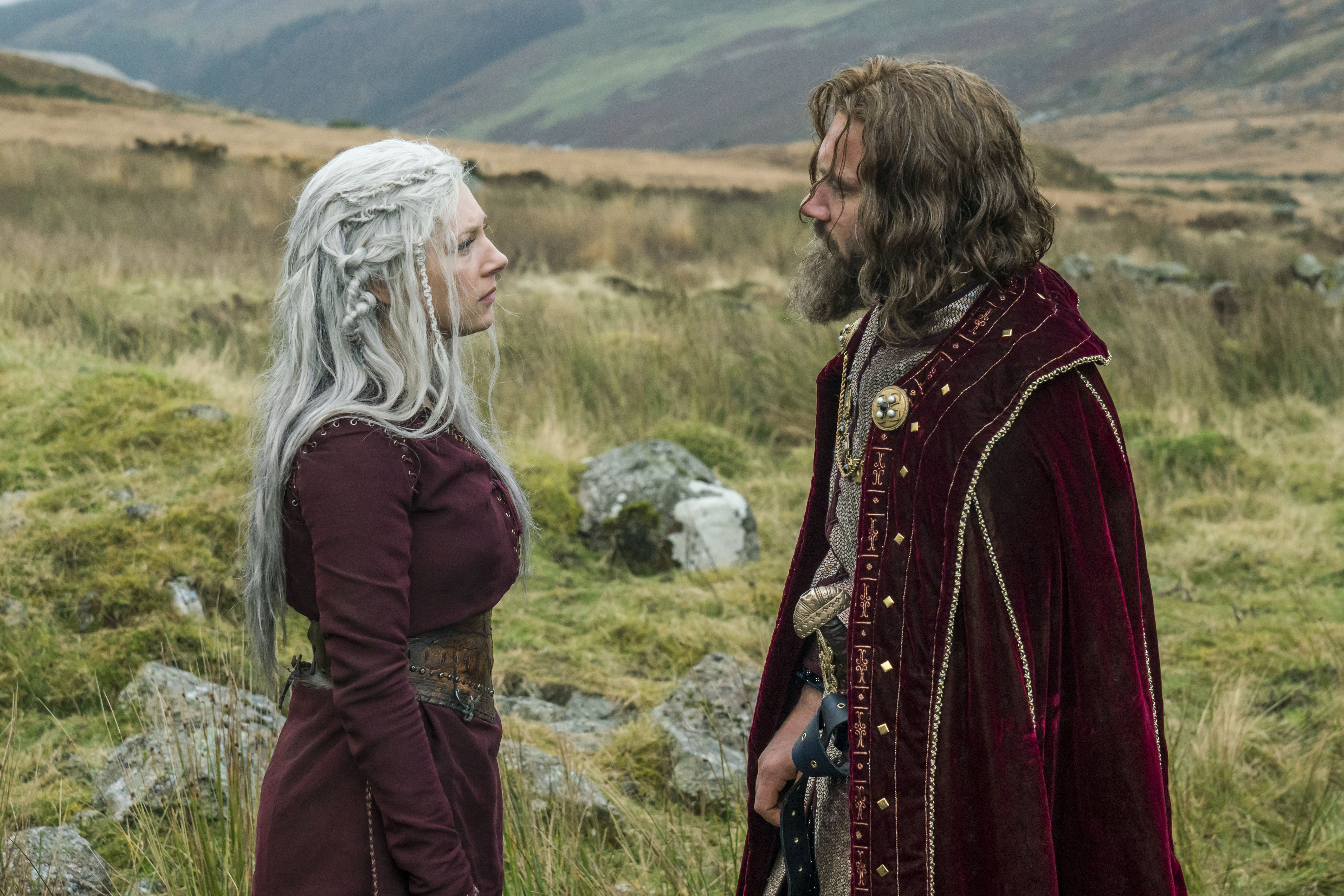 """Vikings """"The Revelation"""" (5x11) promotional picture"""