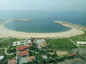 WINTER SEA ALEXANDRIA EGYPT