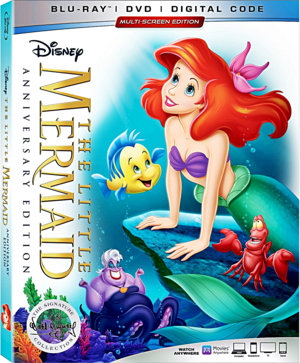 Walt disney Signature Editions - The Little Mermaid: 30th Anniversary Edition