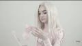 White hair - random photo