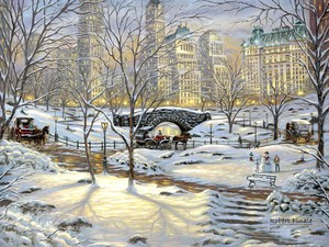Winter In New York