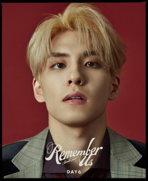 Won Pil's teaser imej for upcoming album 'Remember Us: Youth Part 2'!