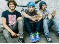 Wtf is happening in this photo is a common question asked by fans of the band 'WaterParks'