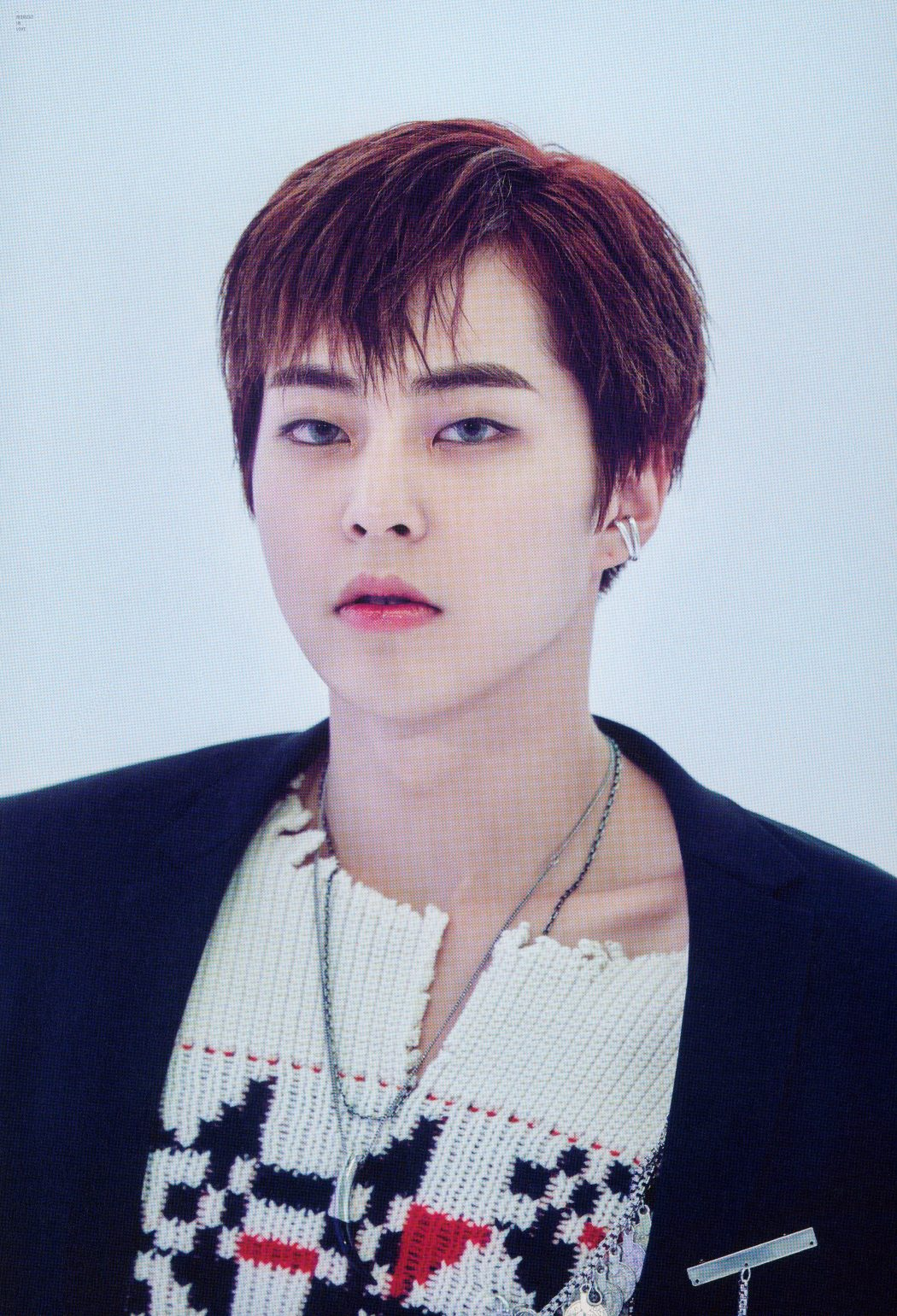 Exo Images Xiumin Love Shot Hd Wallpaper And Background Photos