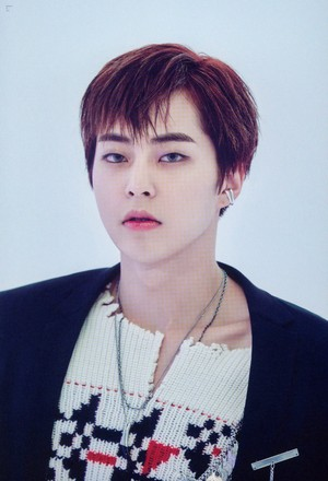 XIUMIN l'amour SHOT