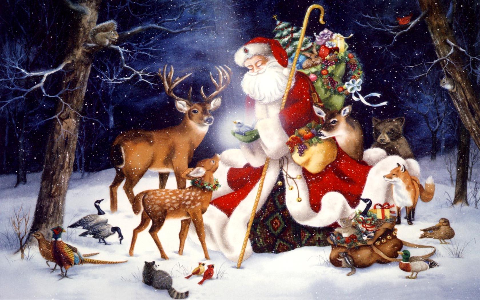 Christmas Images Christmas Screensavers Wallpaper Free Christmas