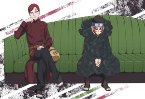 gaara and shinki