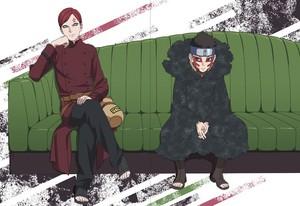 gaara and shinki