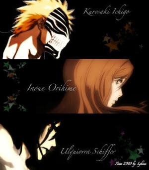 *Ichigo / Orihime / Ulquiorra*