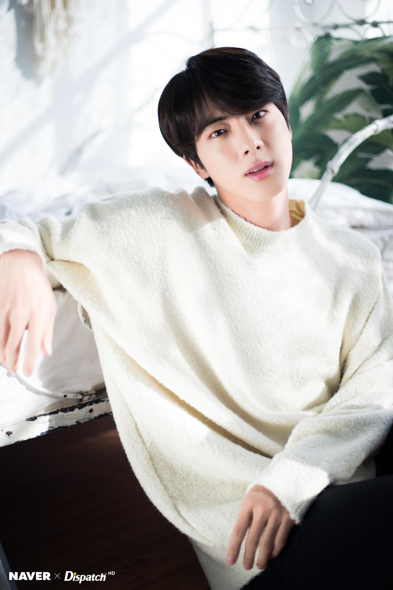 Jin Bts Foto 41811842 Fanpop