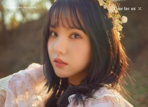 'Time for us' teaser - Eunha