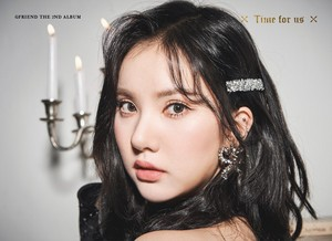 'Time for us' teaser - Eunha