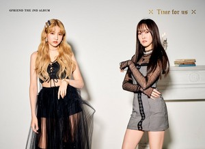 'Time for us' teaser - Sowon and Yuju