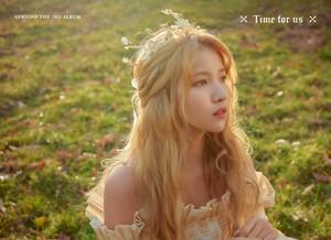 'Time for us' teaser - Sowon