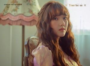 'Time for us' teaser - Yerin