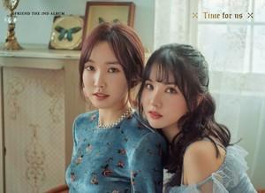 'Time for us' teaser - Yuju and Eunha