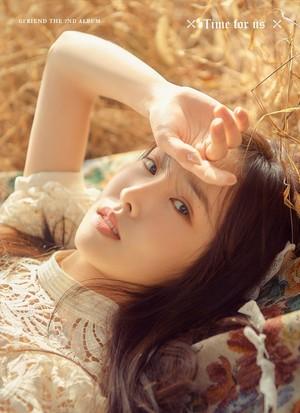 'Time for us' teaser - Yuju