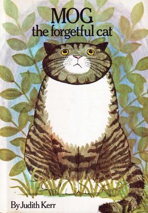 1970 Children's' Book, The Forgetful Cat