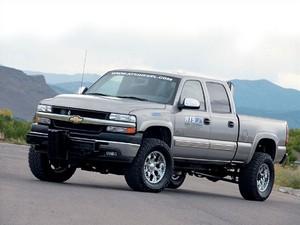 2002 Chevrolet 2500