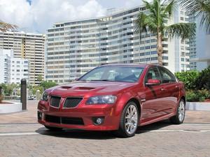 2010 Pontiac G8