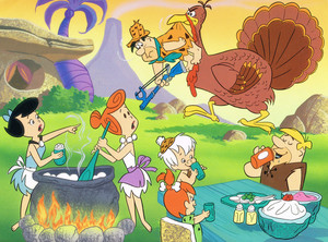 A Flintstone Thanksgiving