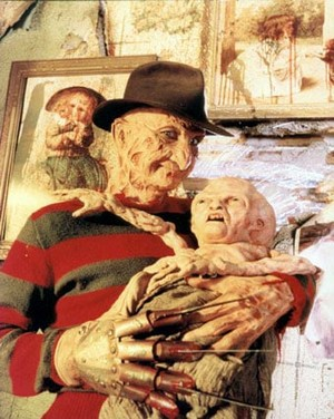 A Nightmare on Elm jalan, street 5: The Dream Child