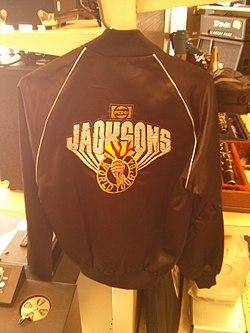 A Vintage Victory Tour Jacket