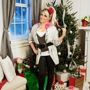 Alexa Bliss Christmas