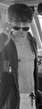 Alexander Rybak shirtless and sexy in black and white - alexander-rybak photo