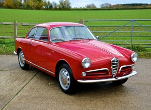 Alfa Romeo Giuletta Sprint 1300 (1955)