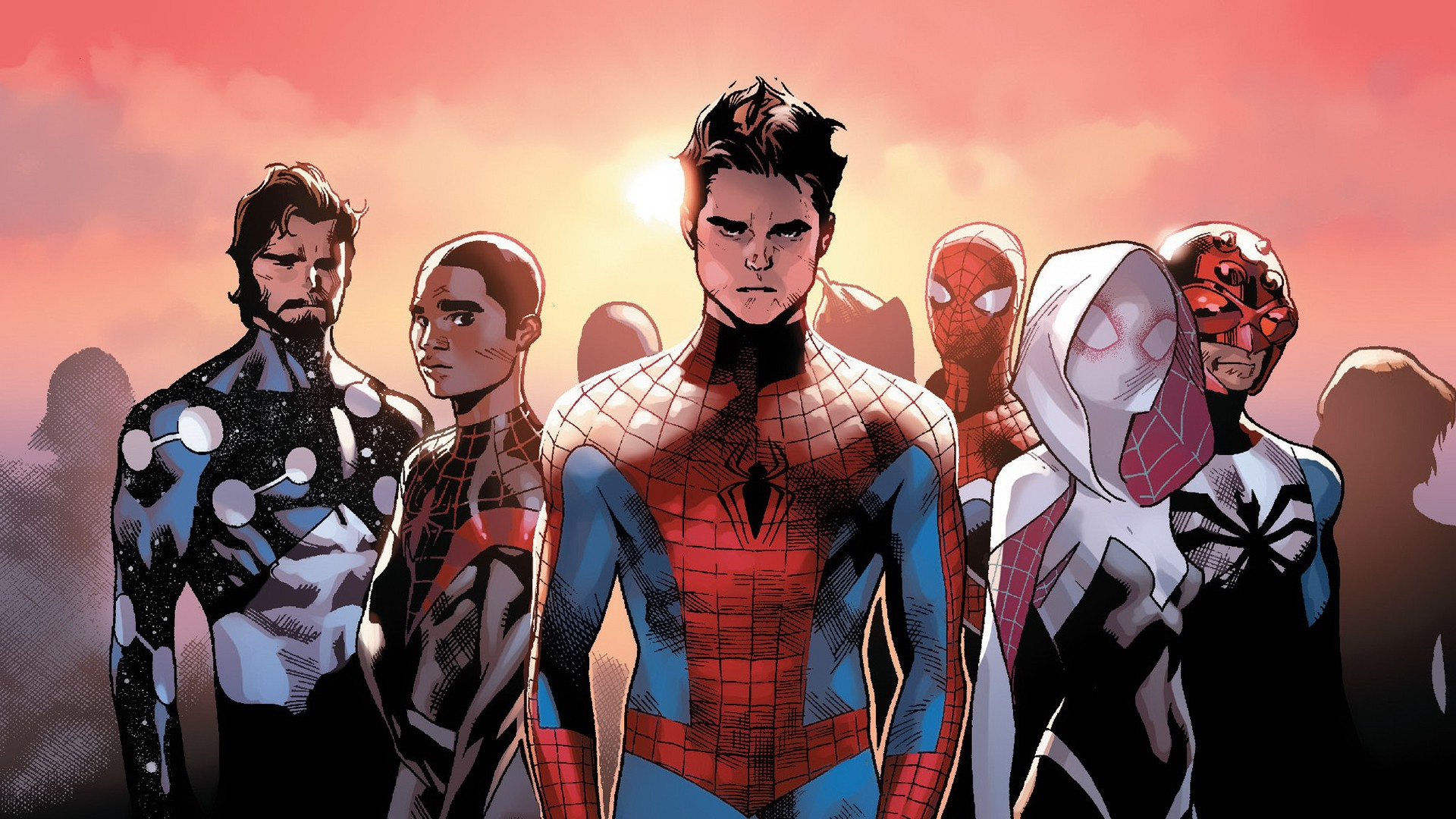 Miles Morales Images Amazing Spider Man 11 Hd Wallpaper And