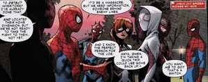 Amazing con nhện, nhện Man Vol 3 10