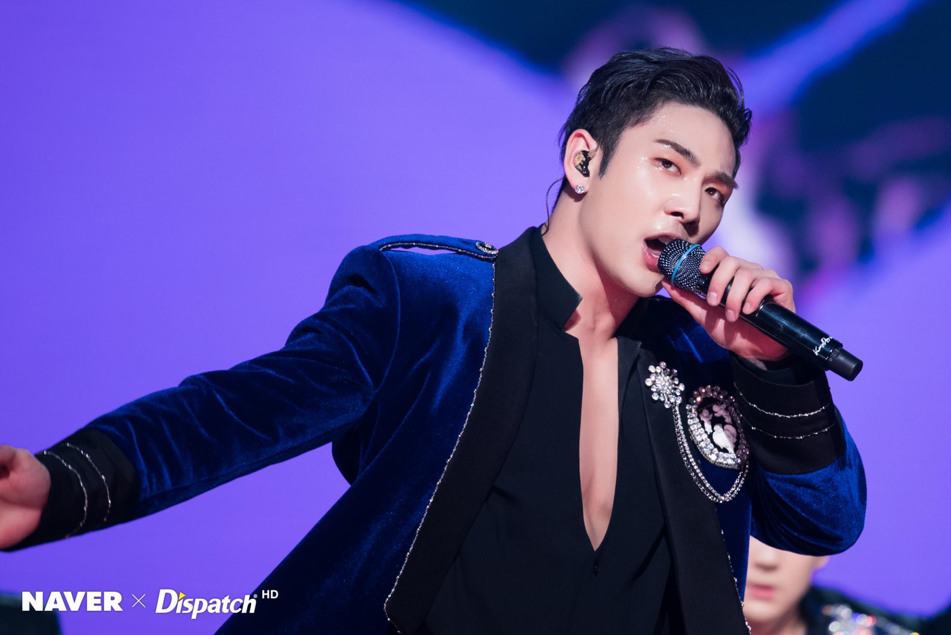 Baekho - NUEST Photo (41589961) - Fanpop