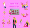 Barbie e i suoi 60 anni - barbie photo