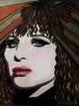 Barbra Streisand - 80s-music fan art