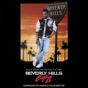 Beverly Hills Cop II Movie Soundtrack
