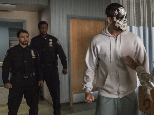 Billy Russo - The Punisher - Season 2 - Stills
