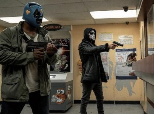 The Punisher - Netflix 바탕화면 entitled Billy Russo - The Punisher - Season 2 - Stills