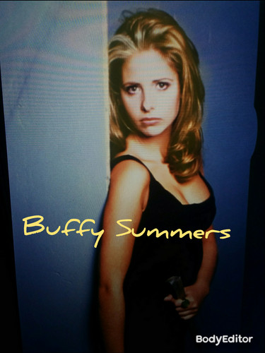 Buffy the Vampire Slayer wallpaper titled BodyEditor 20181226 043444839
