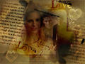 Buffy/Angel Wallpaper - Falling In Love - bangel fan art