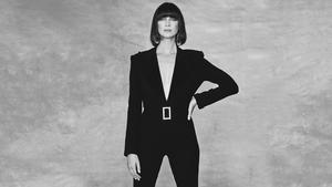 Caitriona Balfe at Harper's Bazaar Photoshoot