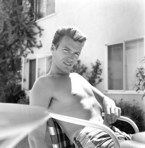Clint Eastwood litrato shoots 1960's
