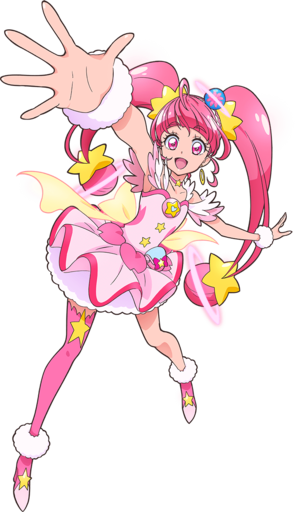 Cure stella, star