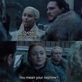 Daenerys in Winterfell - game-of-thrones fan art
