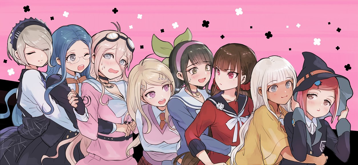 Danganronpa V3 Girls
