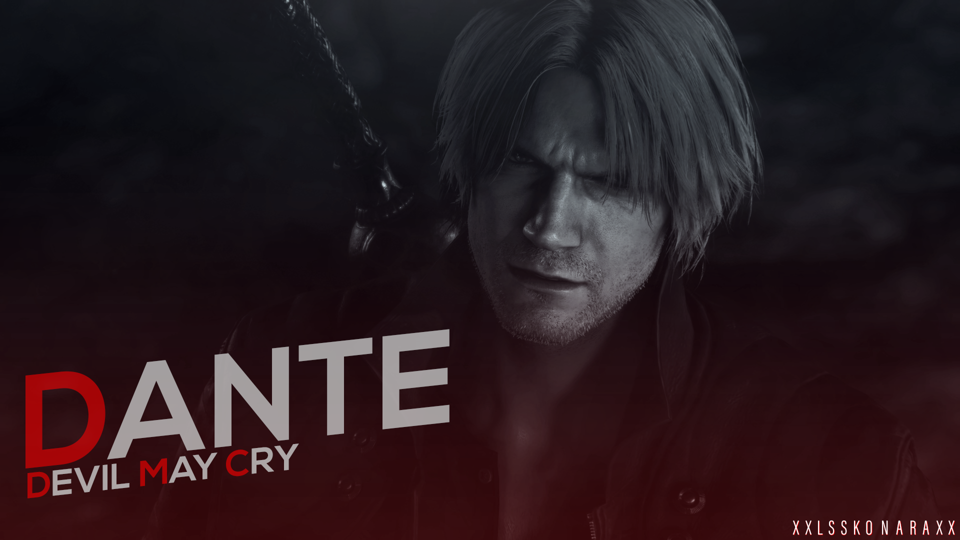 Dante Devil May Cry 5 Devil May Cry Oboi 41820799