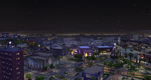 Sims 4 fondo de pantalla entitled Del Sol Valley
