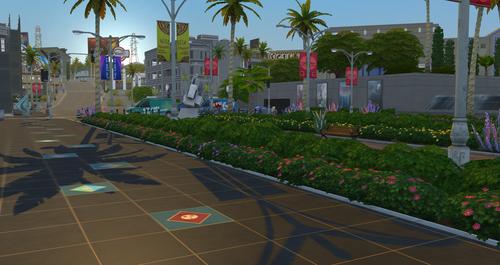 Sims 4 fondo de pantalla called Del Sol Valley