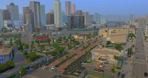 Sims 4 fondo de pantalla titled Del Sol Valley